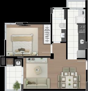 mirage-planta-1-dormitorio